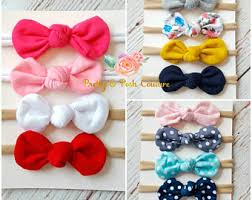 baby hair ties baby headbands etsy