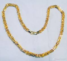 fine gold chain necklace images Wholesale gold chain necklace 22k fine men 39 s jewelry jewellery jpg