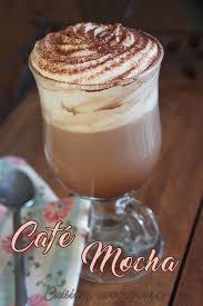 fait de la cuisine le café mocha fait maison la cuisine de djouza alternativ