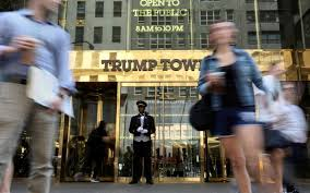 Trump Tower Residence Defence Department Seeking To Rent Space In Trump Tower As