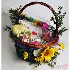 decorating easter baskets easter baskets dom itp simply the best from poland