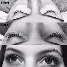 Professional Eyelash Extension Eyelash Extensions From Cedar Ridge Salon U0027s Pro Lash Stylist