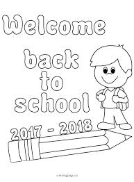 preschool coloring pages school free back to school coloring pages back to school coloring pages for