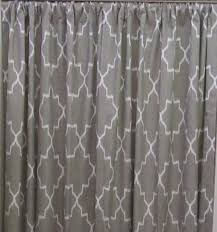 18 gray ikat curtains target ikat linen color and white two