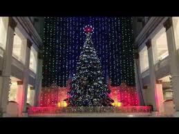 macy u0027s christmas light show and holiday display in philadelphia