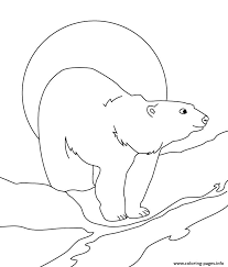 kids polar bear color pages printc3a5 coloring pages printable