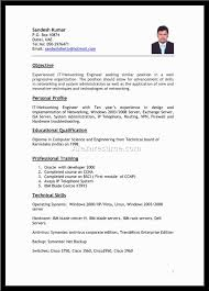Resume Models For Mba Resume Models For Mba Free Resume Example And Writing Download