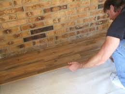 Laminate Flooring On A Wall How To Lay Laminate Flooring In One Day