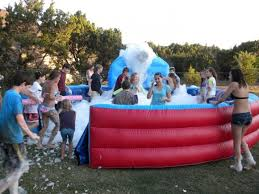 party rental foam party rentals san antonio