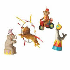 8 50 max s tree vintage circus ornaments set of 2