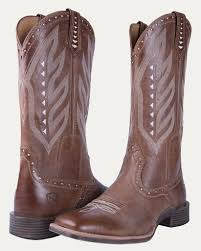 Women U0027s All Around Boots Square Toe Vintage Noble Outfitters