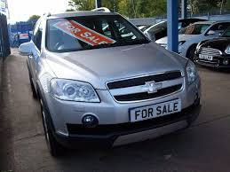 used chevrolet captiva for sale rac cars