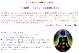 what is the mind body connection research paper