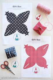 gift boxes christmas let s wrap free printable gift boxes picklebums