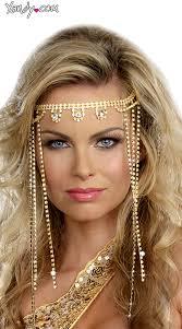 headpiece jewelry sparkling headpiece costume jewelry goddess