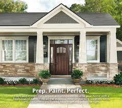 Exterior House Paint | exterior paint color and trim at the home depot