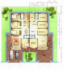 semi detached house floor plan bungalow single story house plans lovely amazing single storey semi