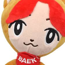 kpop exo xoxo planet 2 fluffy plush toy dolls car home decor