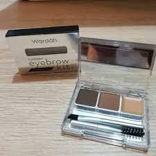 Wardah Kit wardah eyexpert eyebrow kit 50 emina wardah makeover