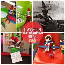 Buddy The Elf Christmas Decorations 47 Elf On The Shelf Classroom Escapades And Resources Teach Junkie