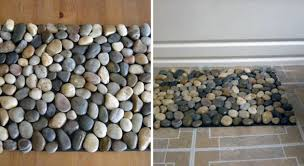 pebble rug easy diy rug tutorials for your home