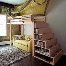 Plans For Bunk Beds With Storage Stairs by Best 25 Loft Bed Ideas On Pinterest Build A Loft Bed