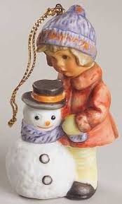 12 best hummel ornaments images on