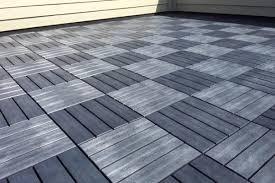 wood style deck tiles deckset deck tile installation services
