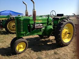 johnny popper not hardly v 8 powered john deere styled a or b