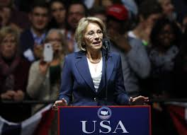 how betsy devos could and couldn u0027t impact education policy in