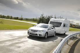 honda accord tourer tow car awards