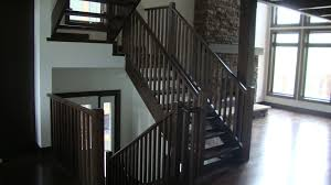 interior homes staircase design for bungalow designs railing