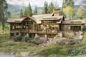 big sky log cabin floor plan sky run yellowstone club big sky montana centre sky architecture