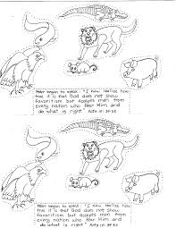 9 images of peters vision bible coloring page peter and