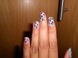 nail art nail pen art requirements into wood
