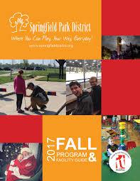Garden Park Family Practice Springfield Park District Park News