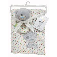 tiny tatty teddy blanket and rattle set gift set kiddicare com send to a friend tiny tatty teddy blanket and rattle set gift set