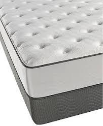 beautyrest cove point 11 5 plush mattress collection mattresses