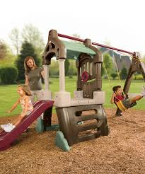 Backyard Swing Sets Canada Little Tikes Clubhouse Swing Set Zulily