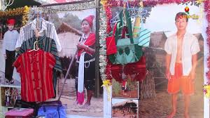 karenni traditional dress and things 50media myanmar channel