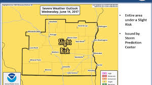 Kenosha Wisconsin Map by Heat Is On Again Wednesday With More Severe Weather Possible That