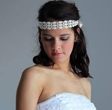 hair styles with rhinestones best 25 headband wedding hair ideas on pinterest wedding