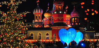 best christmas lights in the world the top ten christmas markets around the world internations