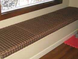 Long Bench Cushions Outdoor Furniture Using Bench Cushions Indoor For Lovely Home Furniture