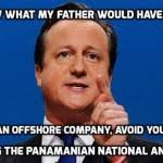 Cameron Meme - political meme tracker electomatic political news