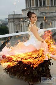 katniss everdeen wedding dress costume katniss wedding dress by luluscosplay on deviantart