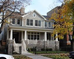 Craftsman Style House Colors Want These Grays With This Red Brick And White Trim Like The