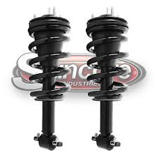 2007 cadillac escalade front struts 2007 14 cadillac escalade front oem electronic complete strut