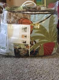 sports safari crib bedding set baby u0026 kids in olympia wa offerup