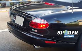 1997 2006 jaguar xk8 convertible factory style rear lip spoiler